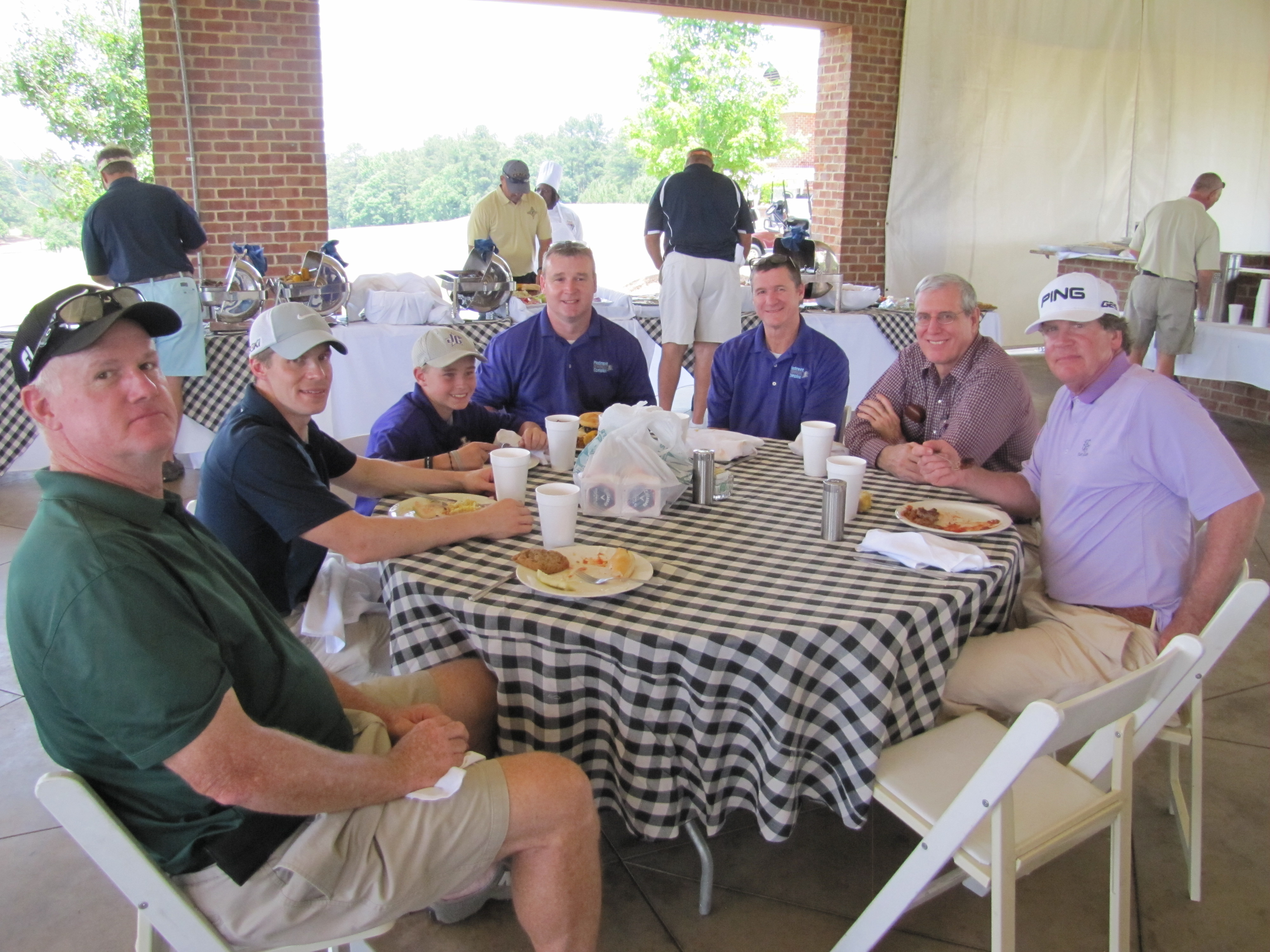 10th Annual Coach's Golf Tournament Sponsored by Piedmont Orthopaedic Complex