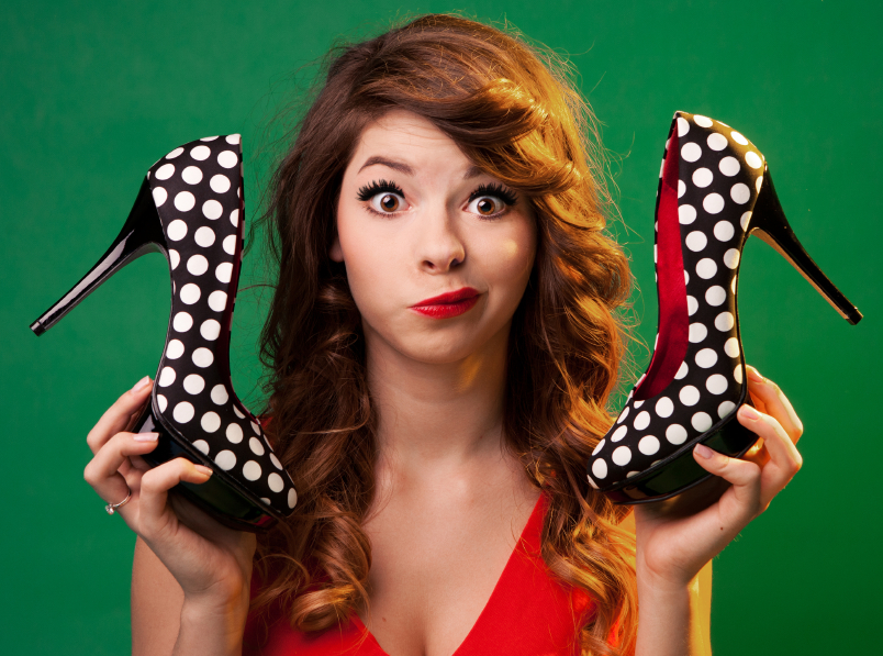 Did your fabulous shoes create a big pain in the foot? A podiatrist can help. Piedmont Orthopaedic Complex